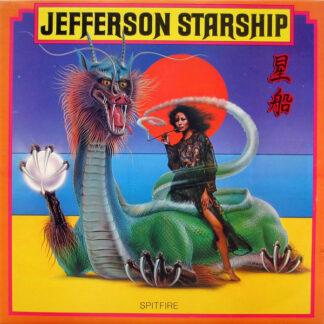 Jefferson Starship - Spitfire (LP, Album)
