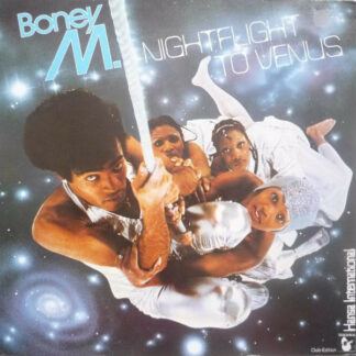 Boney M. - Nightflight To Venus (LP, Album, Club, Fou)