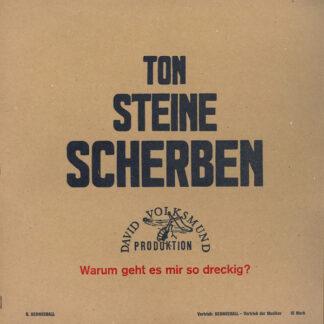 Ton Steine Scherben - Warum Geht Es Mir So Dreckig? (LP, Album, RE)