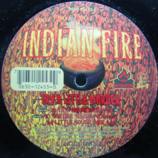 Indian Fire - Try A Little Harder (12