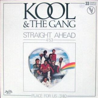 Kool & The Gang - Straight Ahead (12