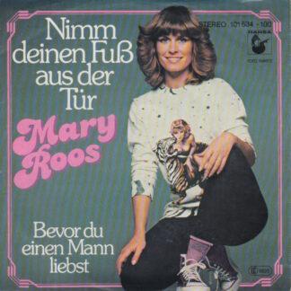 Mary Roos - Nimm Deinen Fuß Aus Der Tür (7