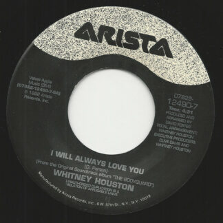 Whitney Houston - I Will Always Love You (7