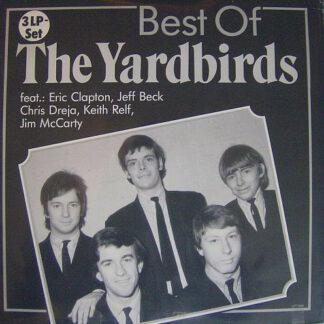 The Yardbirds - Best Of The Yardbirds (3xLP, Comp)