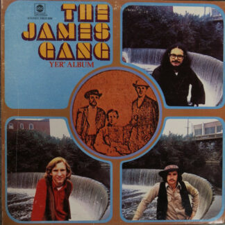 The James Gang* - Yer' Album (LP, Album, RE)