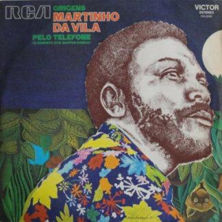 Martinho Da Vila - Origens (Pelo Telefone) (LP, Album)