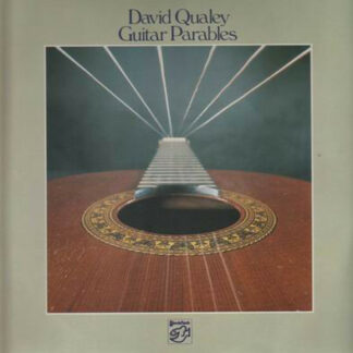 David Qualey - Guitar Parables (LP, Album)