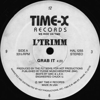 L'Trimm - Grab It (12
