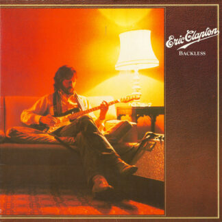 Eric Clapton - Backless (LP, Album, Gat)