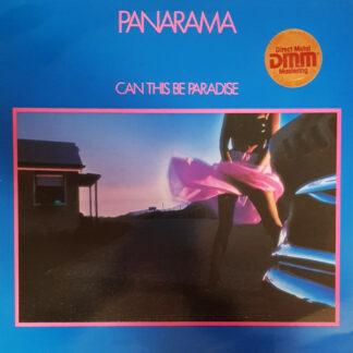 Panarama - Can This Be Paradise (LP, Album)