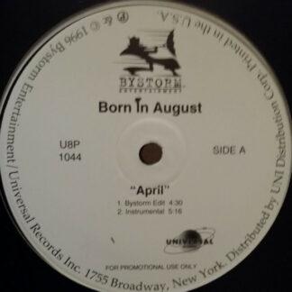 Born In August - April (12