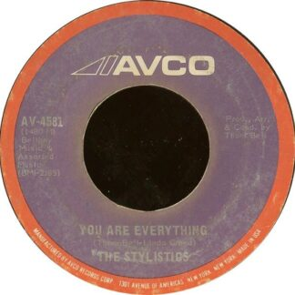The Stylistics - You Are Everything (7