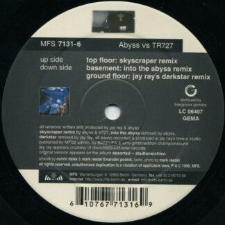 Abyss (3) vs TR727 - Elevator (12