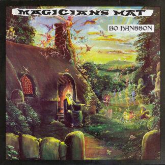 Bo Hansson - Magician's Hat (LP, Album)