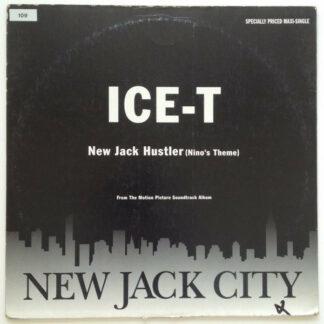 Ice-T - New Jack Hustler (Nino's Theme) (12
