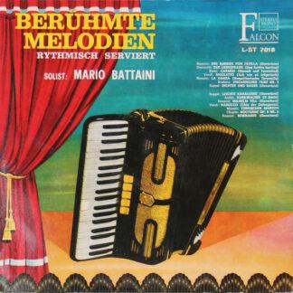 Mario Battaini - Berühmte Melodien - Rythmisch Serviert (LP)