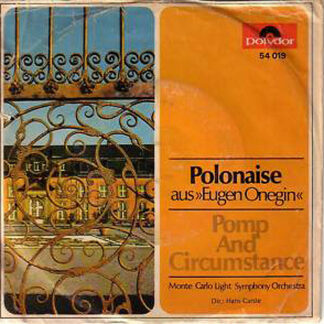 The Monte Carlo Light Symphony Orchestra / Hans Carste - Polonaise Aus »Eugen Onegin« / Pomp And Circumstance (7