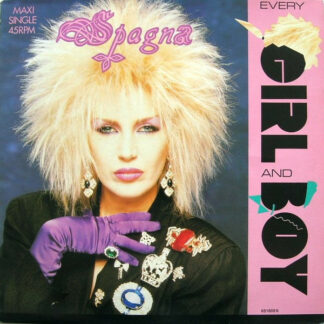 Spagna* - Every Girl And Boy (12
