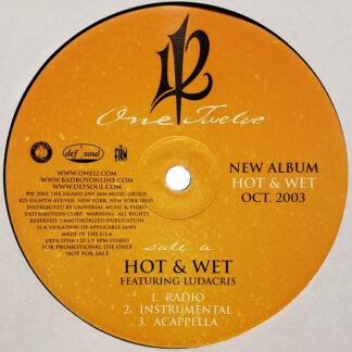 112 - Hot & Wet (12