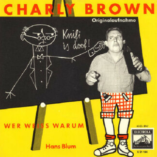 Hans Blum - Charly Brown (7
