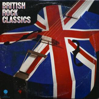 Various - British Rock Classics (2xLP, Comp, Club)