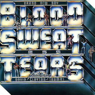 Blood Sweat And Tears* Featuring David Clayton-Thomas - Brand New Day (LP, Album)