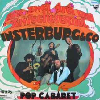 Insterburg & Co - Eins-Zwei-Drei Und Zwischenspiel... Ein Pop Cabaret (LP)