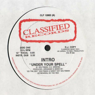 Intro (3) - Under Your Spell (12