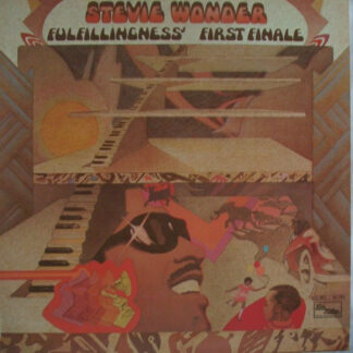 Stevie Wonder - Fulfillingness' First Finale (LP, Album, RE, Gat)