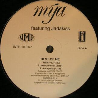 Mya Feat. Jadakiss - The Best Of Me (12