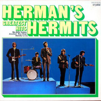 Herman's Hermits - Greatest Hits (LP, Comp, RE)