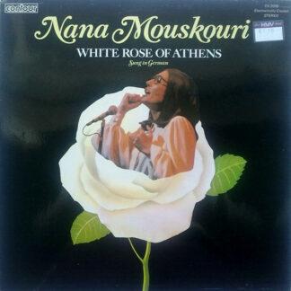 Nana Mouskouri - White Rose Of Athens (LP, RE)