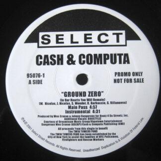 Cash (9) And Computa - Ground Zero (12