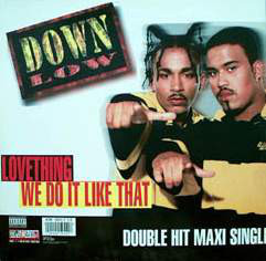 Down Low - Lovething / We Do It Like That (12