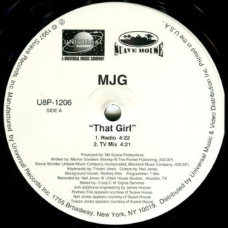 MJG - That Girl (12