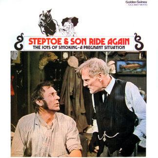 Wilfrid Brambell And Harry H. Corbett - Steptoe & Son Ride Again (LP, Mono)