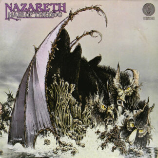Nazareth (2) - Hair Of The Dog (LP, Album, RE)