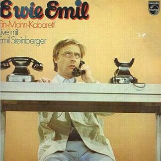 Emil Steinberger - E Wie Emil (LP)