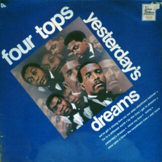 Four Tops - Yesterday's Dreams (LP, Album)