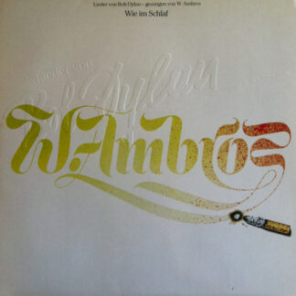 W. Ambros* - Wie Im Schlaf (LP, Album, RE)
