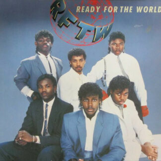 Ready For The World - Ready For The World (LP, Album)