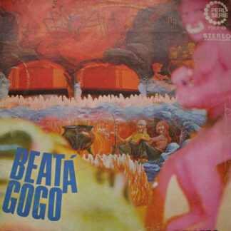 Buster Churchill And The Beat-Tigers* - Beat Á Gogo (LP)