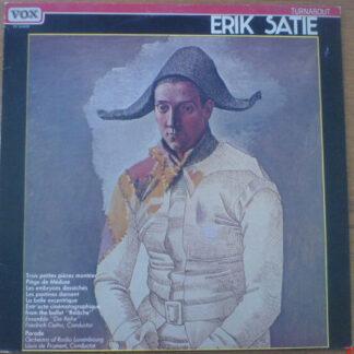 Erik Satie - Orchestra Of Radio Luxemburg* / Louis De Froment / Ensemble