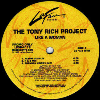 The Tony Rich Project - Like A Woman (12