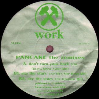 Pancake - The Remixes (12