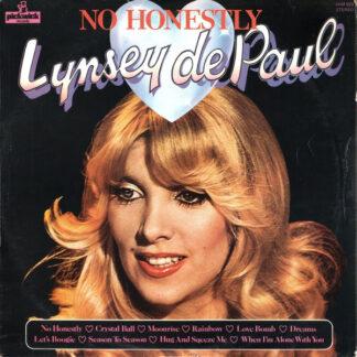Lynsey de Paul* - No Honestly (LP, Comp)