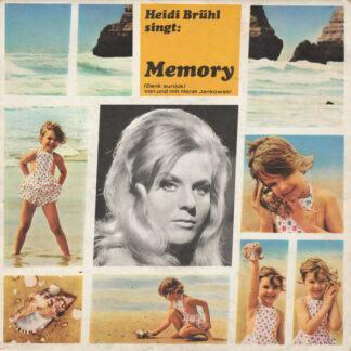 Heidi Brühl - Heidi Brühl Singt: Memory (Denk Zurück) (Flexi, 7