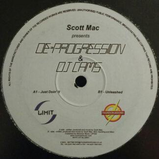 Scott Mac Presents De-Progression & DJ Cams - Just Doin' It (12