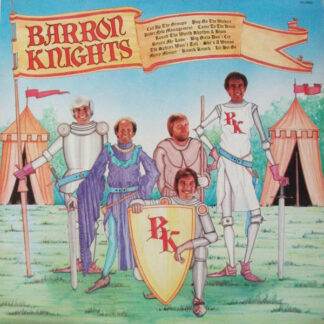 The Barron Knights - Barron Knights (LP)