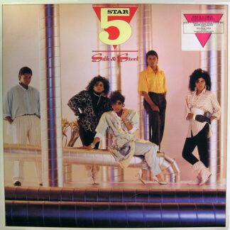 5 Star* - Silk & Steel (LP, Album)